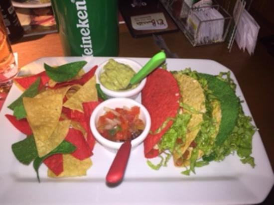 El Burrito - Restaurante Mexicano : tacos muito bons