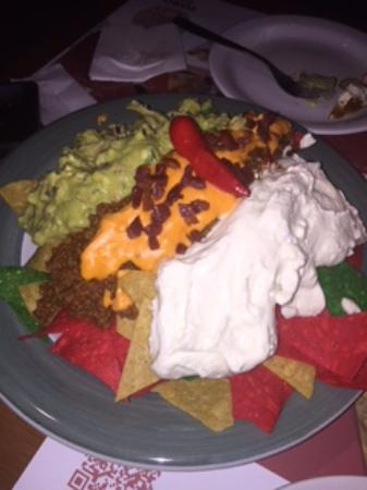 El Burrito - Restaurante Mexicano : detalhes nas cores