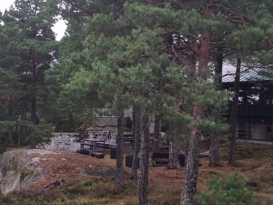 Djurhamn, Suecia: Vue de l'extérieur