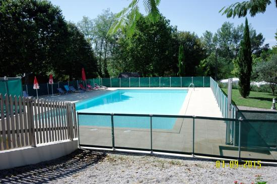 Camping Beau Rivage : Site Swimming Pool