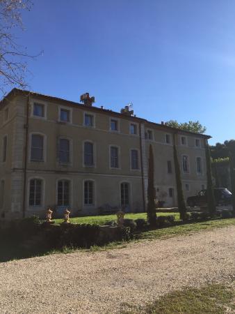 Loriol-du-Comtat, Франция: The entrance