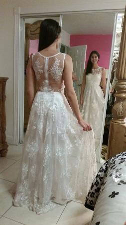 Wedding Dress From Bill Ben Tailor