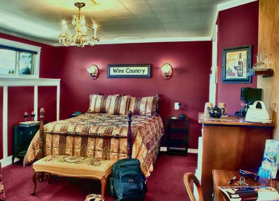 A View to Remember B&B: Wine Country Suite