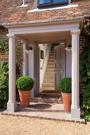 Bishopsbourne, UK: Beechborough B&B - welcome
