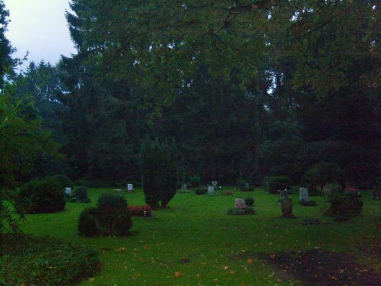 Friedhof Ojendorf