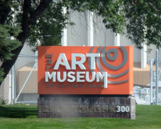 The Art Museum of Eastern Idaho, Idaho Falls, Idaho
