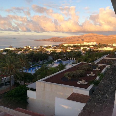 View from balcony early morning picture of hotel costa calero puerto calero tripadvisor - Hotel costa calero puerto calero lanzarote espana ...
