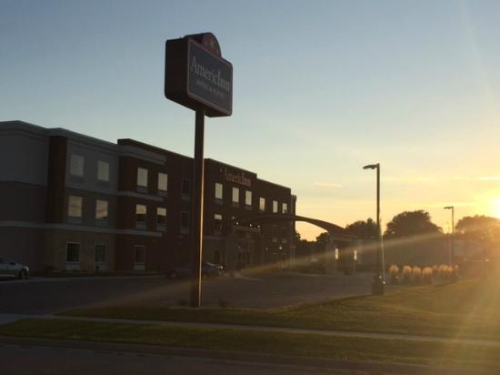 Waupun, WI: Exterior/Sunset