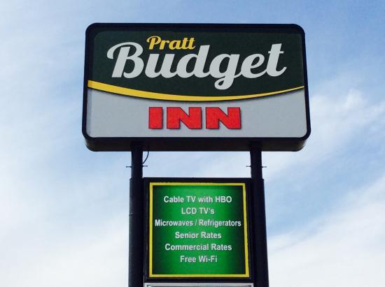 Budget Inn Pratt