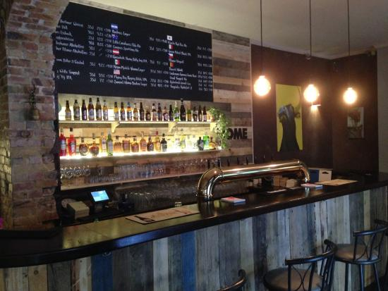 HOME World Beer Bar: HOME 3