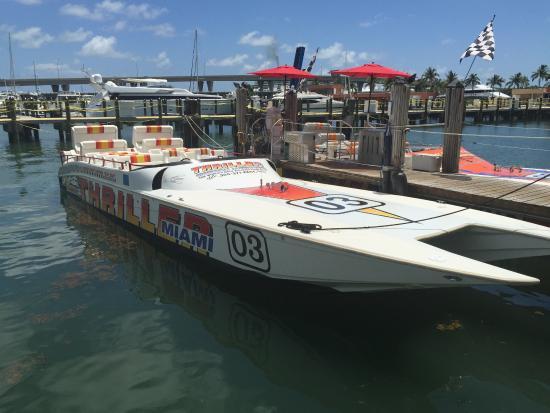 Thriller Boat Tour Miami Reviews