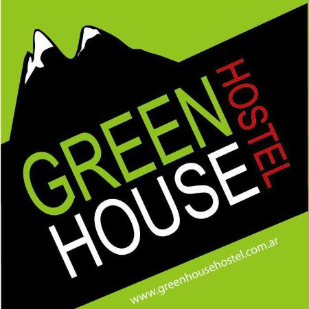 Green House Hostel Bariloche: Logo