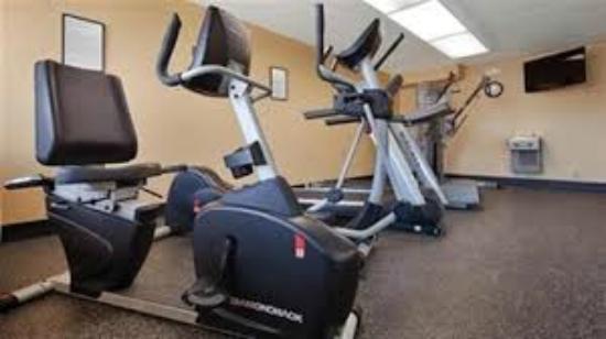 BEST WESTERN Culpeper Inn: Fitness Center