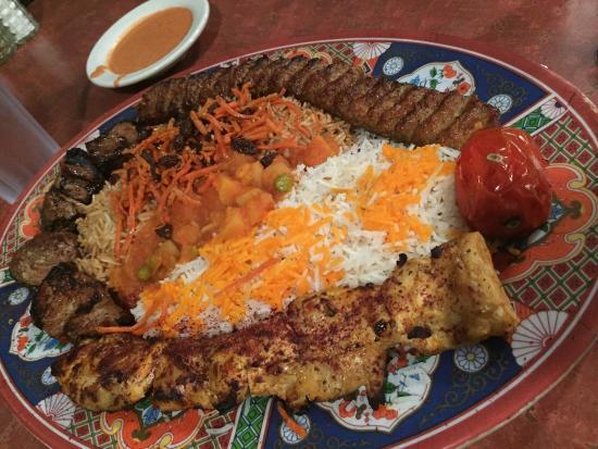 Sameem afghan restaurant for Afghan cuisine manchester