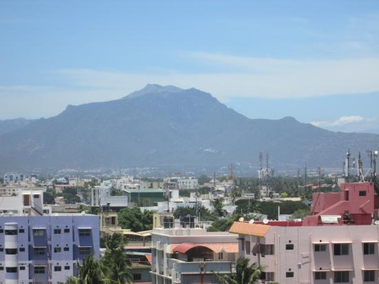 Hotel City Tower: View of Nilagiri Hills