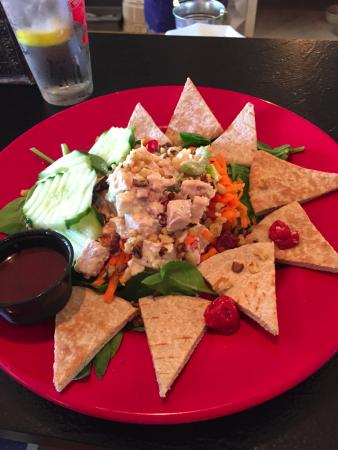 Grasse's Grill: Door County Cherry Chicken Salad