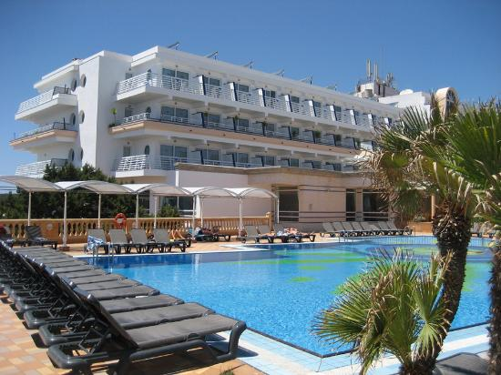 Good picture of blanco hotel formentera formentera for Hotels formentera