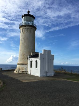 Ilwaco, WA: The Historic North Head Lighthouse