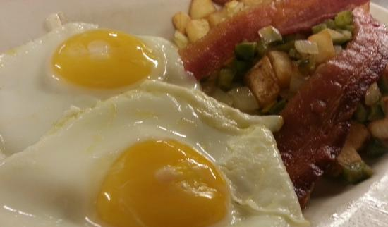 Top's Diner: Top 'O The Mornin' Breakfast