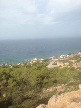 Puig de Ros, Espagne : The nearest beach