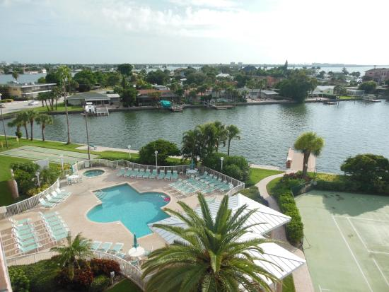 Sunrise Resorts: View from balcony