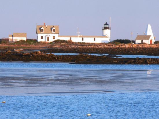 The Goat Island Lighthouse - Picture of Goat Island Lighthouse, Cape  Porpoise - Tripadvisor