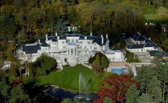 Windsor Great Park Mansin De Sir Elton John