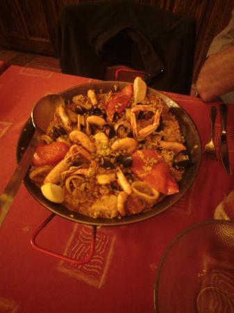 Chez Paco Restaurant A L Ile Rousse Corse