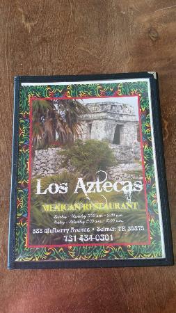 Selmer, TN: Los Aztecas Mexican Restaurant