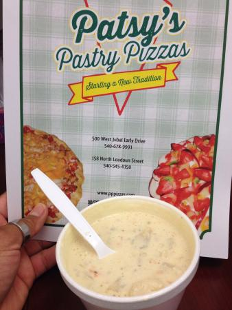 Patsy's Pastry Pizzas