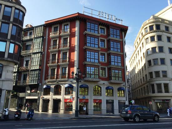 Sercotel Arenal Bilbao, hoteles en Bilbao
