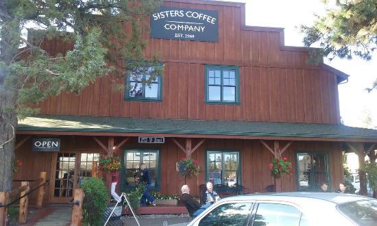 ซิสเตอร์ส, ออริกอน: Sisters Coffee Company