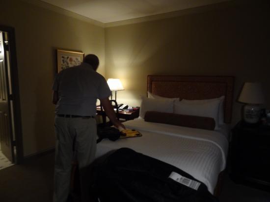 The Henley Park Hotel: Habitación