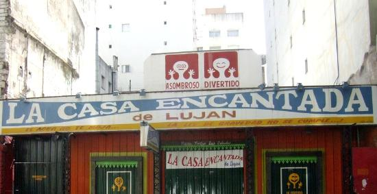 Restauranter i Lujan