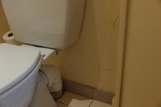 Inter Hotel Mireille: wc