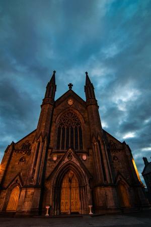 Kilkenny, Irlanda: St. Johns Priory