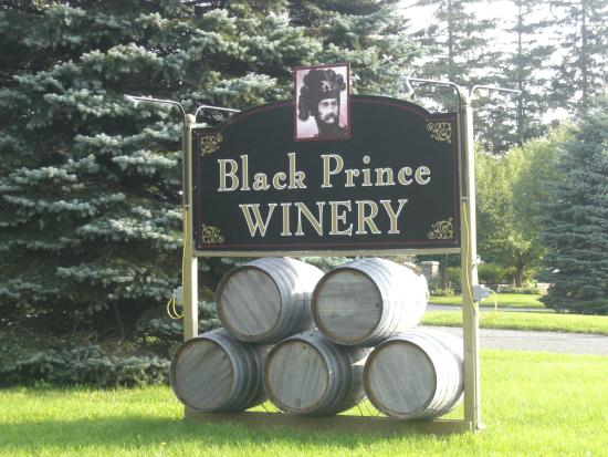 ‪Black Prince Winery & Canadian Cellars‬