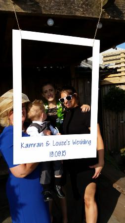 Owen House Farm : Wedding Fun