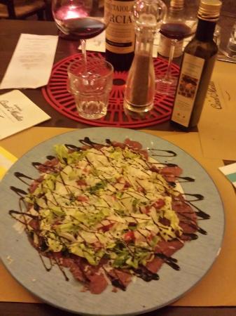 Castelmuzio, إيطاليا: U need to try..