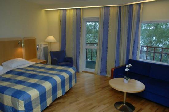 Heinola, ฟินแลนด์: habitacion