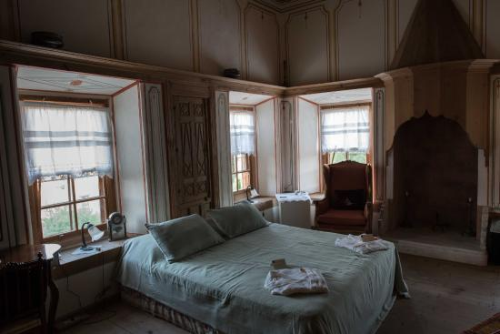 Mehmet Ali Aga Mansion: One of the special rooms in the main building