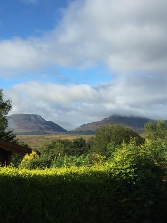 Snowdonia Lodge 148 - lovely views and comfortable accommodation.