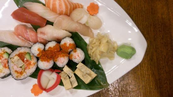 Donto Sapporo: Sushi