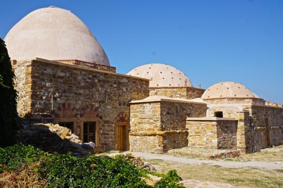 The Turkish Bath - Chios Castle