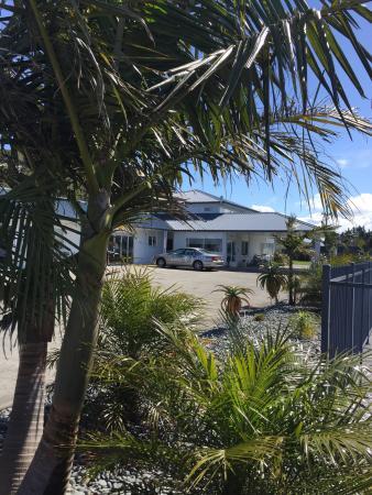 Gisborne, Nuova Zelanda: Motel Oasis Landscaped Gardens