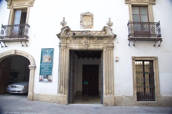 El guia de la familia: fotografía de Palacio del Virrey Laserna, Jerez de la ...