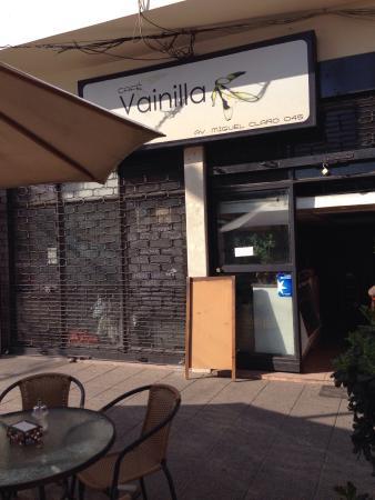 Cafe Vainilla