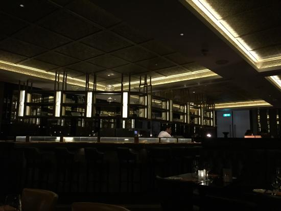 the strand dining rooms - picture of the strand dining rooms
