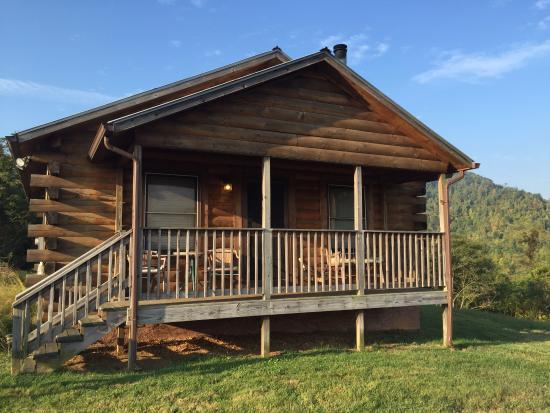 Engadine Inn & Cabins : Cherokee cabin