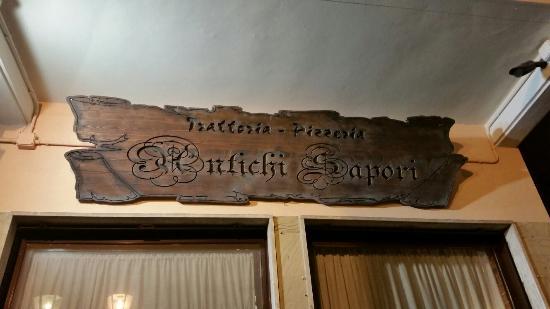 Pizzeria Trattoria Antiche Sapori